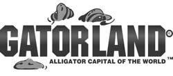 gatorland-orlando-logo-bw