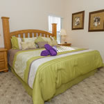 High Grove Villa Bedrooms