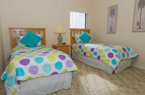 High Grove Villa Bedroom 3