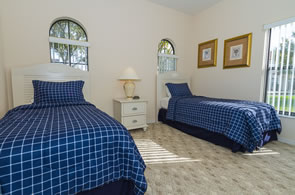 High Grove Villa Bedroom 4
