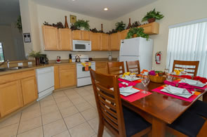 High Grove Villa Kitchen