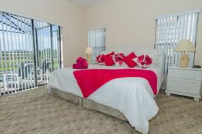 High Grove Villa Bedroom 1
