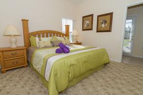 High Grove Villa Bedroom 2