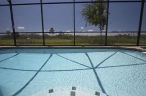 High Grove Villa Swimming Pool